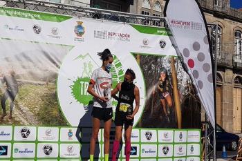 La carrera reunió a 300 participantes que la afrontaron en grupos de diez que salieron cada 30 segundos