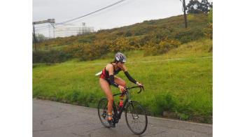La atleta del Club Atletismo Cervantes sigue consiguiendo grandes éxitos
