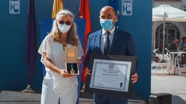 La colmenareña es una de las científicas españolas más reconocidas