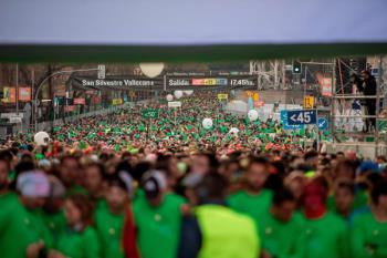 La popular carrera madrileña suma ya más de 15.000 inscritos de 20 nacionalidades distintas