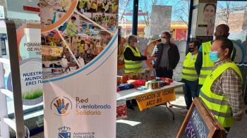 El municipio ha donado más de 4.500 kilos a la Red Solidaria