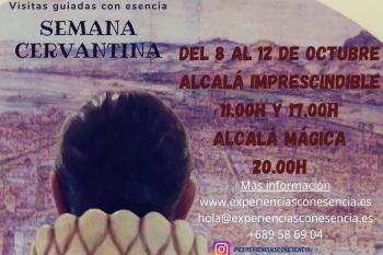 Desde esta agencia de turismo proponen dos recorridos a los visitantes: Alcalá Imprescindible y Alcalá Mágica