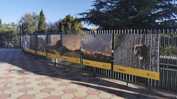Pozuelo se suma a PHotoESPAÑA con una exposición de 22 imágenes seleccionadas entre todas las enviadas desde nuestra ciudad en el exterior del Espacio Cultural MIRA