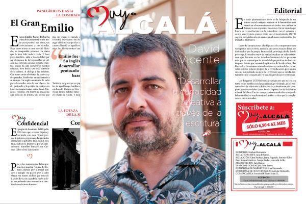 ¡Extra! ¡Extra! Muy de Alcalá ya está en la calle con su número 17