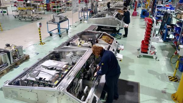Alstom abre una nueva fábrica en Getafe