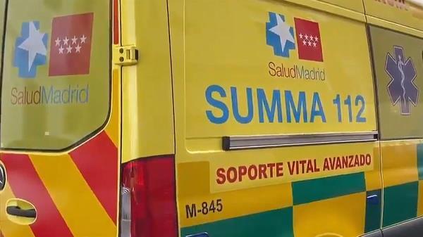 El accidente tuvo lugar el domingo a las 6:00 horas