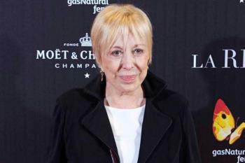 La actriz fue presentadora en cinco ocasiones de la ceremonia de los Premios Goya