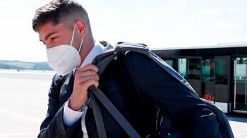 Zidane podrá contar con el uruguayo para la vuelta de la semifinal de la Champions League contra el Chelsea