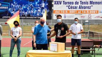 Se ha hecho con uno de los torneos de tenis más prestigiosos de la zona del Henares