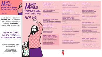 Rivas celebra el Día Internacional de la Mujer