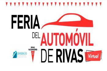 La V Feria del Automóvil regresa a Rivas como cada año