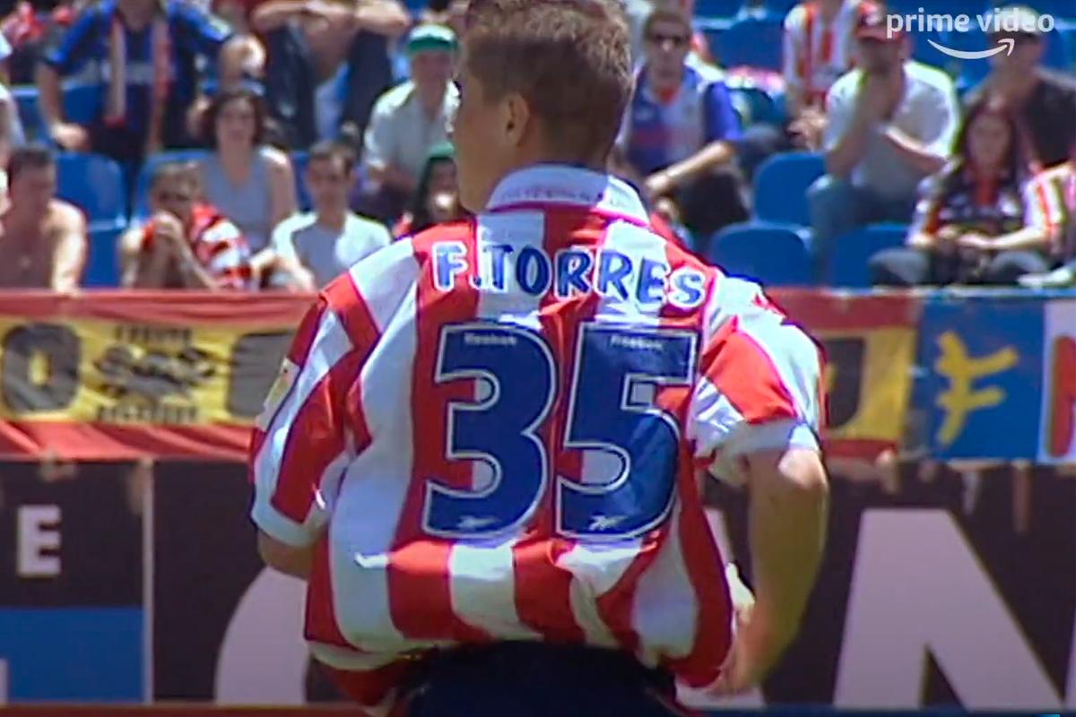 """'Fernando Torres, El Último Símbolo': """"Nunca fui el mejor, ni el más rápido, el más fuerte.."""""""