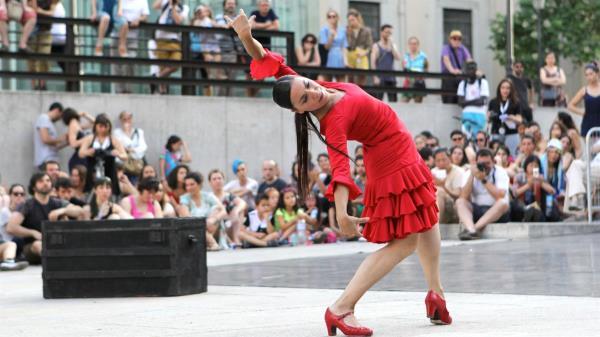 El Festival de danza de las Fiestas 2021