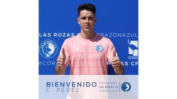 Carlos Pérez ha sido la última incorporación