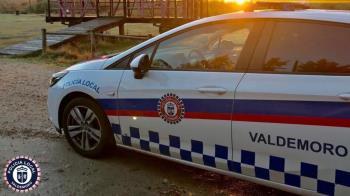 La policía local con el apoyo de la Guardia Civil alcanzó a 10 asistentes que propusieron para sanción