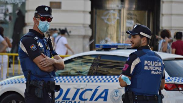 La presencia de los cuerpos de seguridad pretende evitar altercados