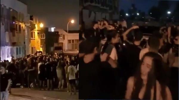 En una de ellas se detuvo a un joven por lanzar piedras a la Guardia Civil