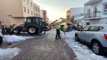 El Ayuntamiento ha solicitado la declaración del municipio como zona afectada gravemente por una emergencia