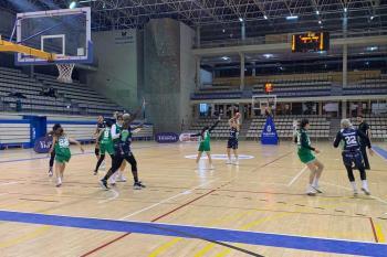Las pepineras son primeras en el grupo B de la Liga Femenina 2