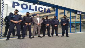 Se han hecho más de un centenar de charlas con agentes de Policía Local