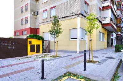 Lee toda la noticia 'Finalizan las obras de remodelación de la calle Francisco Javier Sauquillo'
