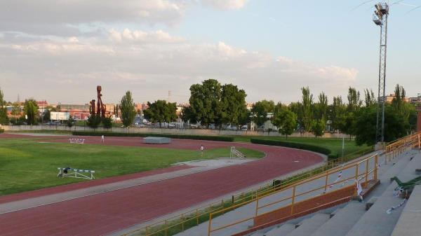 Finalizan las obras en la Ciudad Deportiva Europa