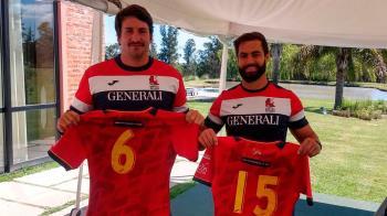 Nuestros jugadores son dos de los elegidos por Santiago Santos para el combinado nacional