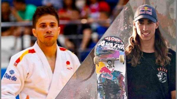 El primero nos representa en judo, mientras que el segundo es en skateboarding