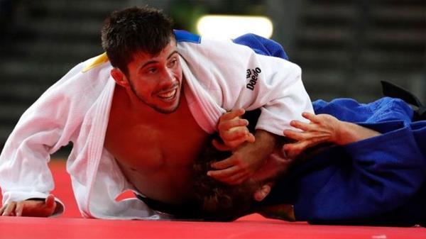El judoka ha caído en los octavos de final