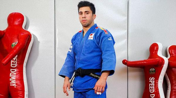 El judoka está presente en los Juegos Olímpicos de Tokio y se ha acordado de nuestra localidad