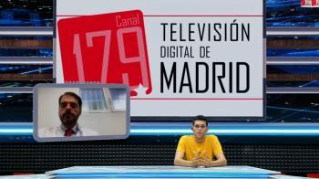 El expresidente de la RSD Alcalá, Fran Goya, repasa en TV de Madrid los motivos de su salida y el futuro de la entidad rojilla