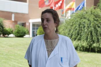 Hablamos con la médico del HUPA que se presenta al frente de una candidatura para presidir el ICOMEM