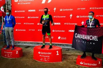 El deportista, perteneciente a la U.C. Moraleja, se llevó el oro en la Casa de Campo