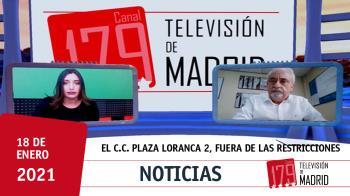 Los vecinos de Fuenlabrada podrán ir al centro comercial, pero también podrán hacerlo desde otros municipios