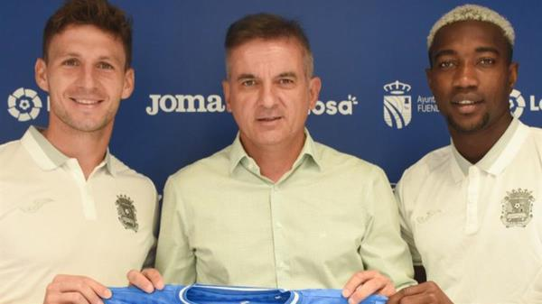 El equipo anuncia la llegada de sus dos incorporaciones al club