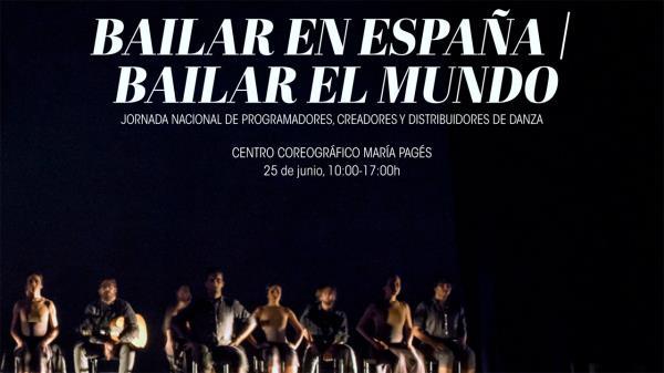 Fuenlabrada acoge una jornada nacional de programadores, creadores y distribuidores de danza en el Centro Coreográfico María Pagés