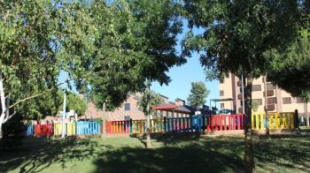 El ayuntamiento ha sumado otras 40 áreas infantiles a las 126 que ya estaban abiertas.