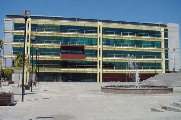 El centro provisional se encontraba en Getafe