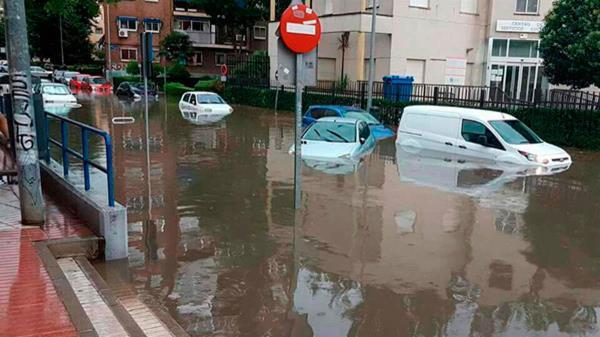 Las lluvias provocan, cada año, inundaciones catastróficas en distintos puntos del municipio