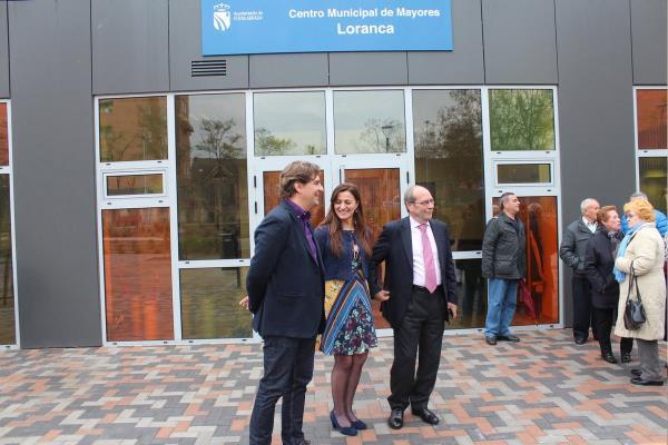Firmados dos convenios para el desarrollo de programas para mayores y vulnerables en Loranca