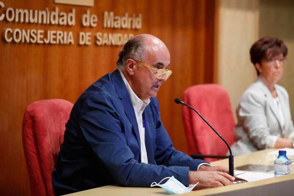 La Comunidad de Madrid confina todas las zonas básicas del municipio ante el aumento de casos