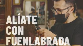"""""""Alíate con Fuenlabrada"""" es el nombre de la campaña que ha puesto en marcha el Ayuntamiento"""