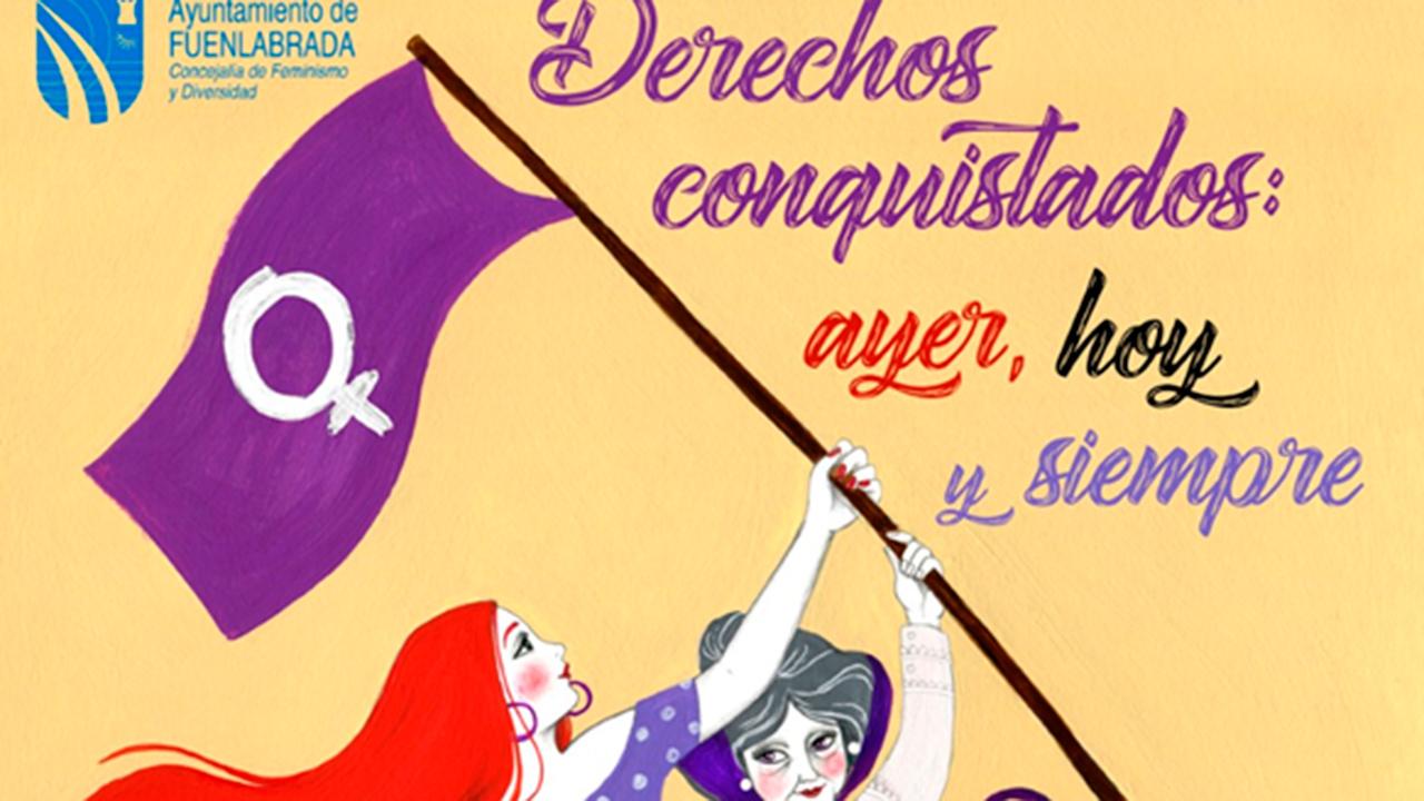 El evento del Día de la Mujer se hará online debido a la pandemia de la Covid-19