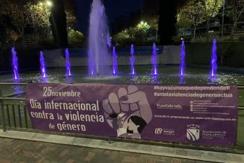 La acción forma parte de la programación del municipio con motivo del Día Internacional contra la Violencia de Género