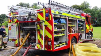 Los bomberos han asegurado que no había heridos