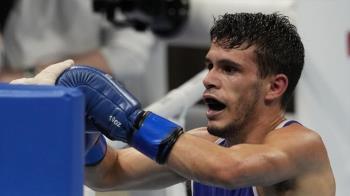 Ha sido elegido por los jueces el boxeador Bibossinov
