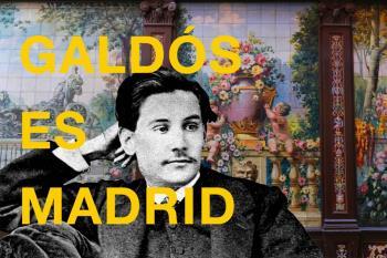 Este viernes, 3 de julio, regresan a las calles y plazas del centro las huellas de Galdós