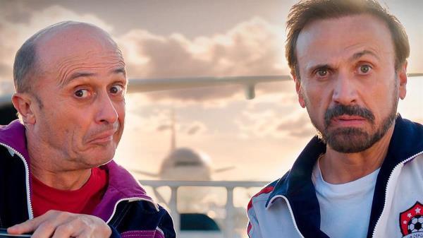 La película García y García debuta por sus malas críticas