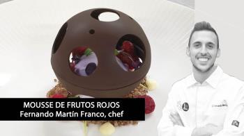El cocinero Fernando Martín Franco nos presenta una nueva receta