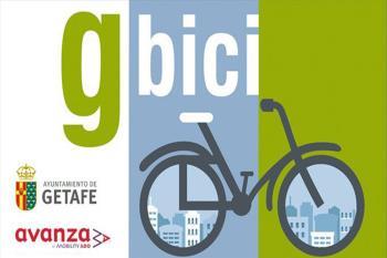 Tras cerrar el servicio el pasado 14 de marzo se podrá utilizar el servicio de alquiler de bicis de Getafe con uso obligatorio de guantes